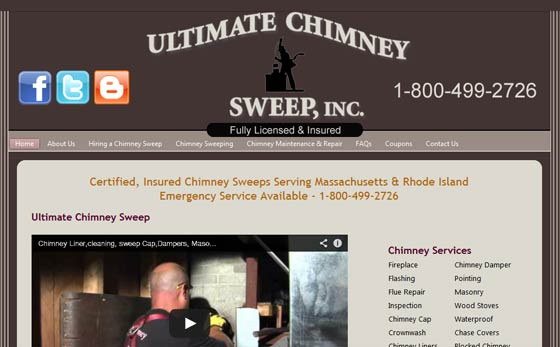 Ultimate Chimney Sweep
